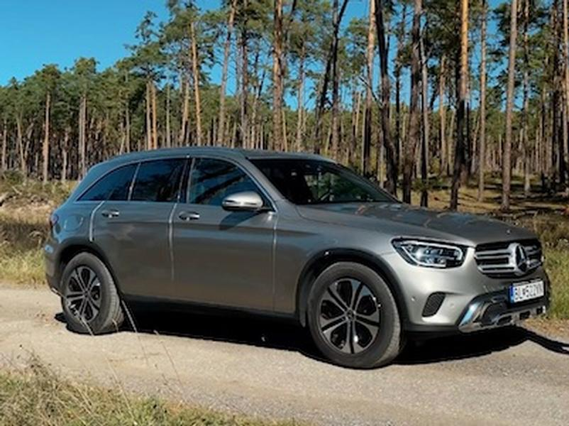 Video test Mercedes-Benz GLC 300d