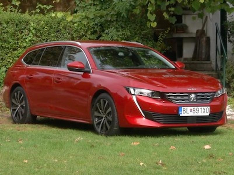 Video test Peugeot 508 1.5 Blue HDi