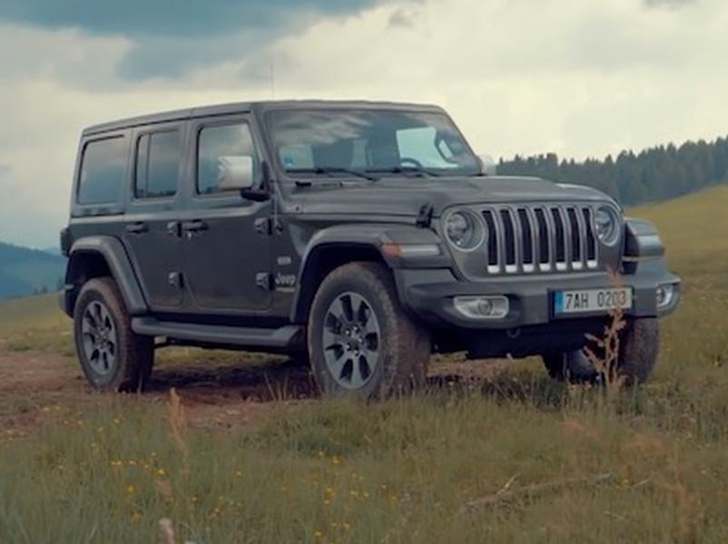 Video test Jeep Wrangler Rubicon vs Sahara Unlimited