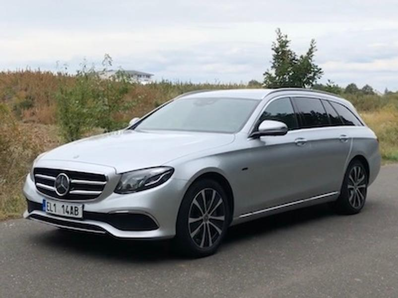 Video test Mercedes-Benz E300 de