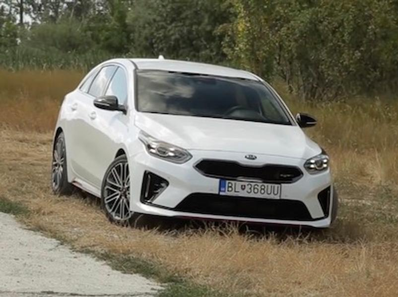 Video test Kia ProCeed 1.6 T-GDi GT