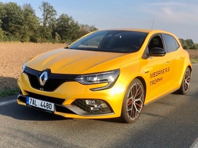 Video test Renault Megane R.S. Trophy
