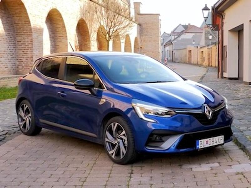 Video test Renault Clio 1.0 TCe R.S. Line