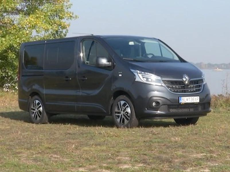 Video test Renault Trafic Spaceclass Energy dCi 145