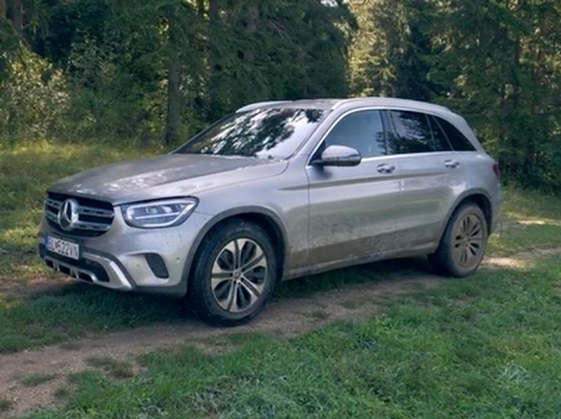 Video test Mercedes GLC 300d 4Matic