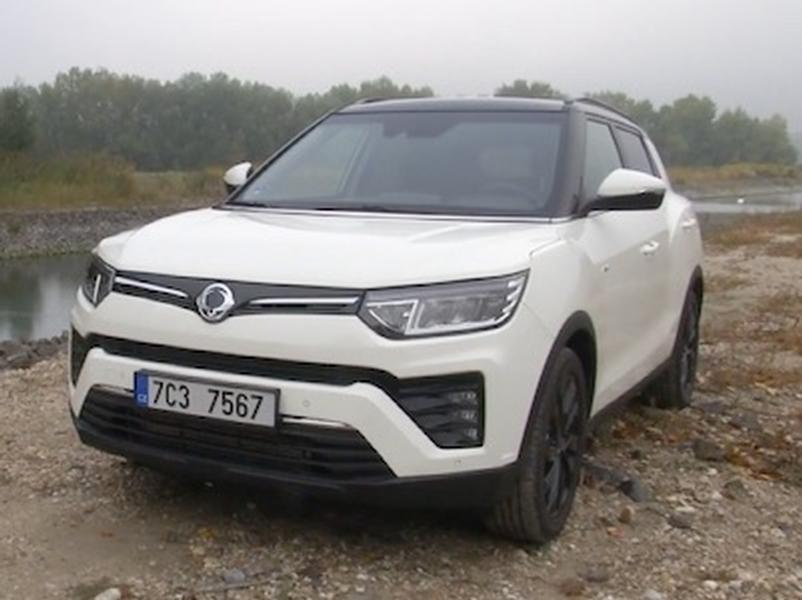Video test Ssangyong Tivoli 1.5 Turbo AWD