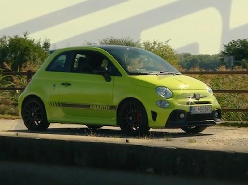 Video test Abarth 595 Competizione
