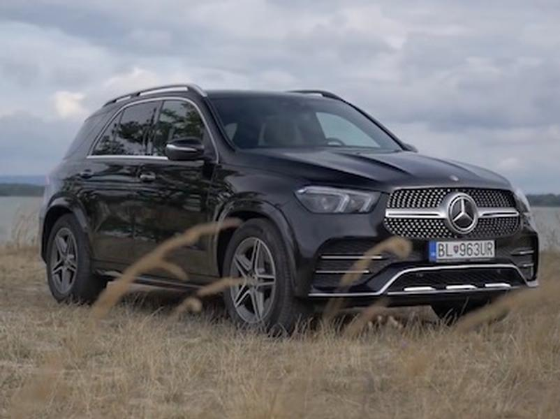 Video test Mercedes GLE 450