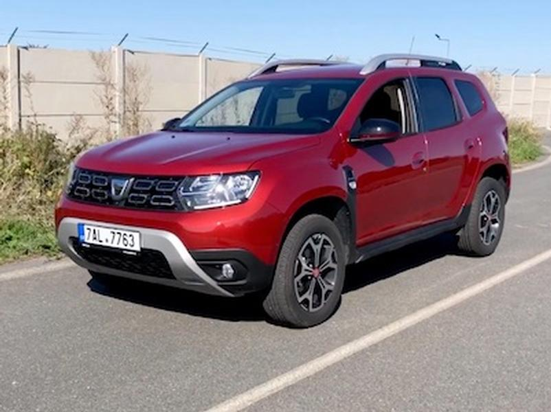 Video test Dacia Duster 150 TCe