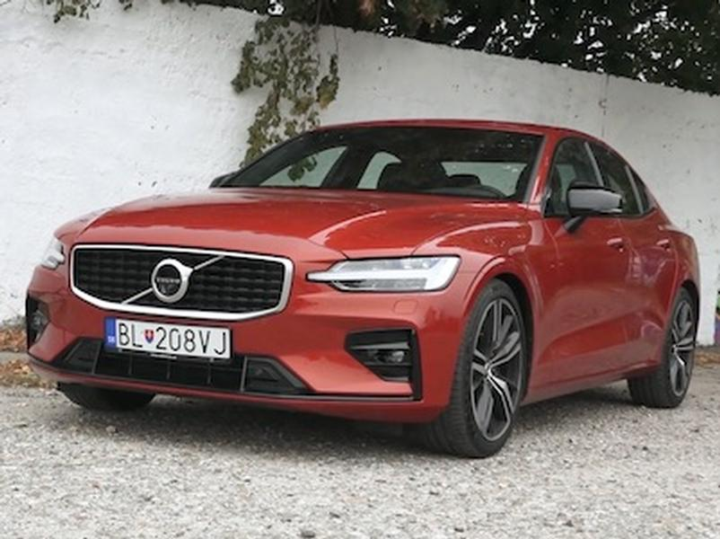 Video test Volvo S60 T5
