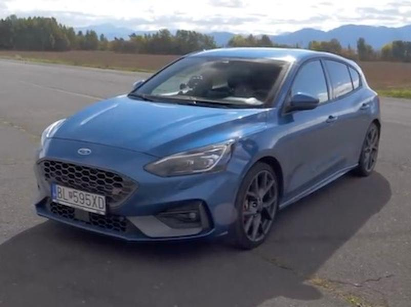 Video test Ford Focus ST 2.3 EcoBoost