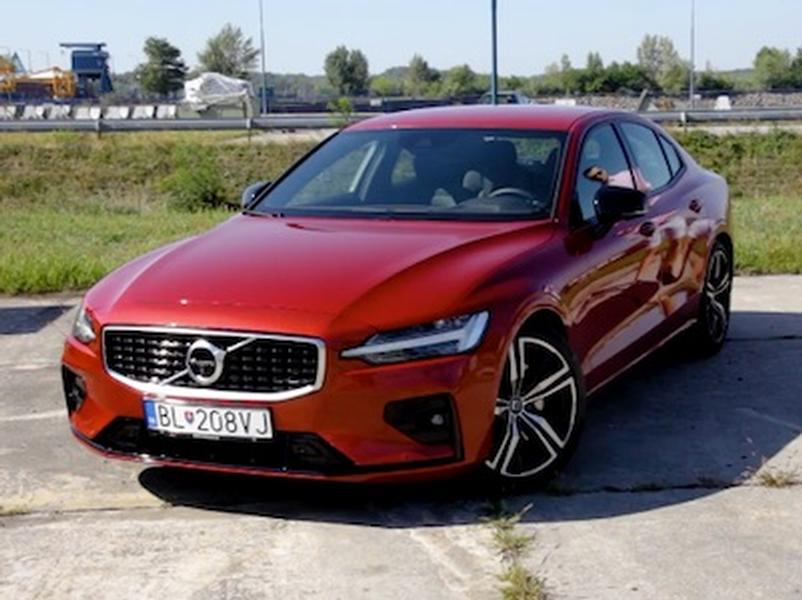 Video test Volvo S60 T5 R-Design