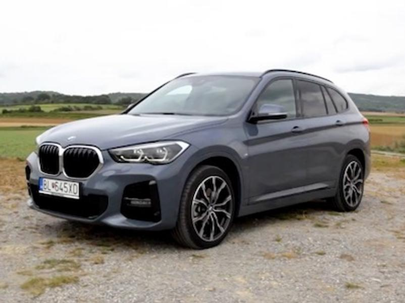 Video test BMW X1
