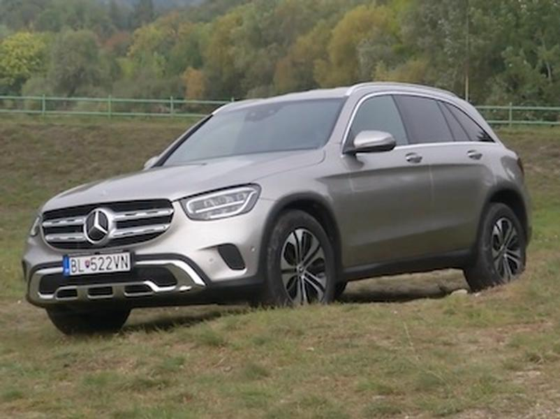 Video test Mercedes-Benz GLC 300d 4Matic