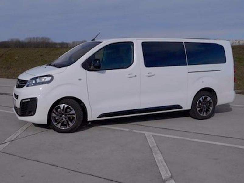 Video test Opel Zafira Life
