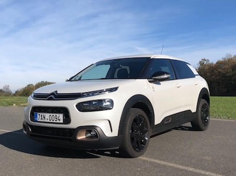 Video test Citröen C4 Cactus