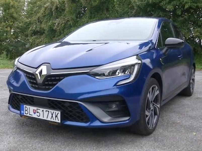 Video test Renault Clio R.S Line