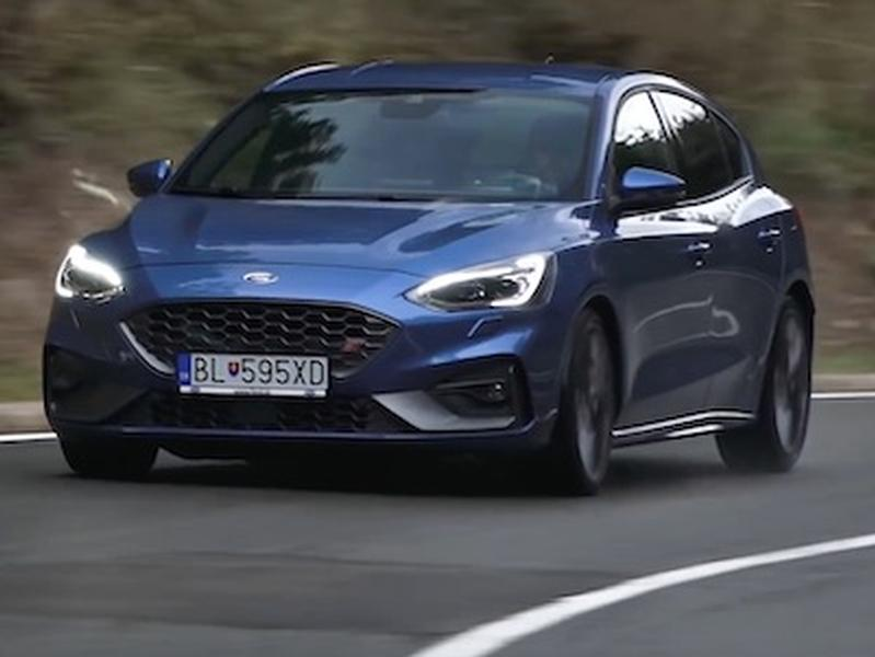 Video test Ford Focus ST