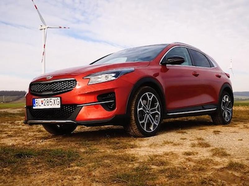 Video test Kia XCEED 1.6 T-GDi vs. Kia PROCEED 1.6 CRDi