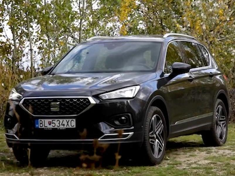 Video test Seat Tarraco 2,0 TDI