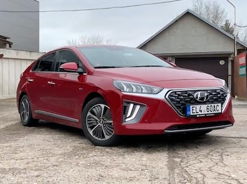Video test Hyundai Ioniq