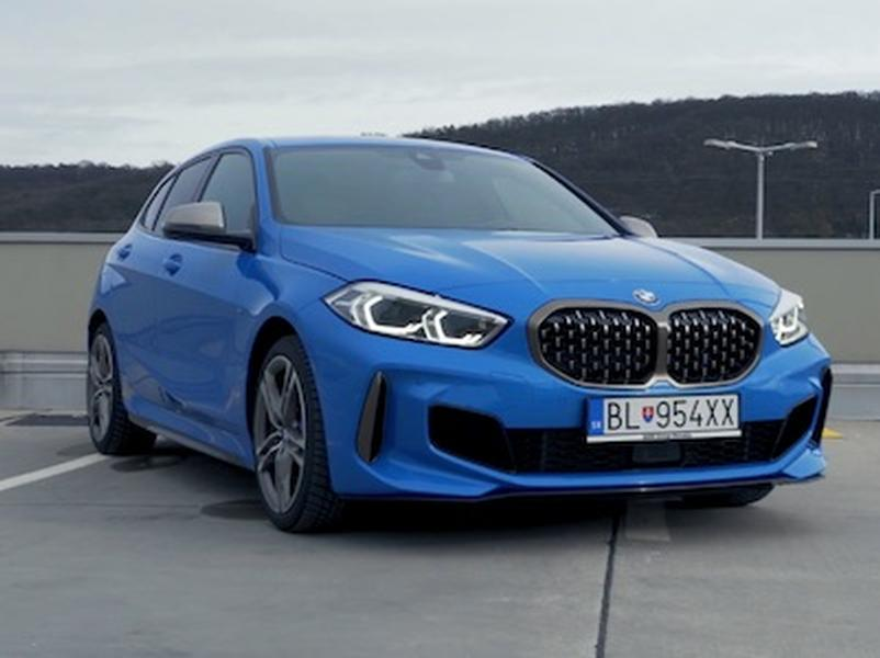 Video test BMW 135i