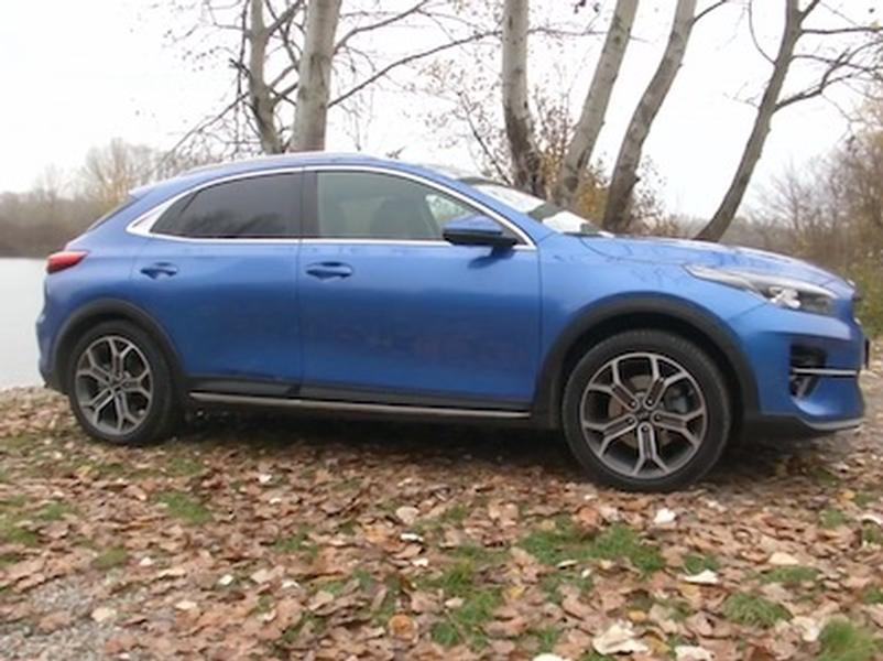 Video test KIA XCEED 1.4 T-GDi