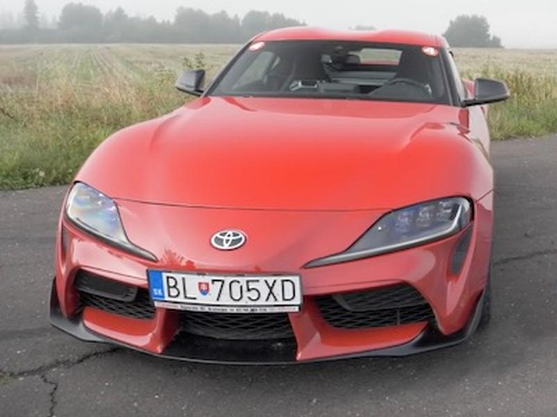 Video test BMW Z4 Roadster M40i vs Toyota GR Supra