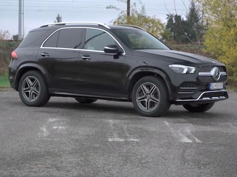 Video test Mercedes-Benz GLE 450 4Matic