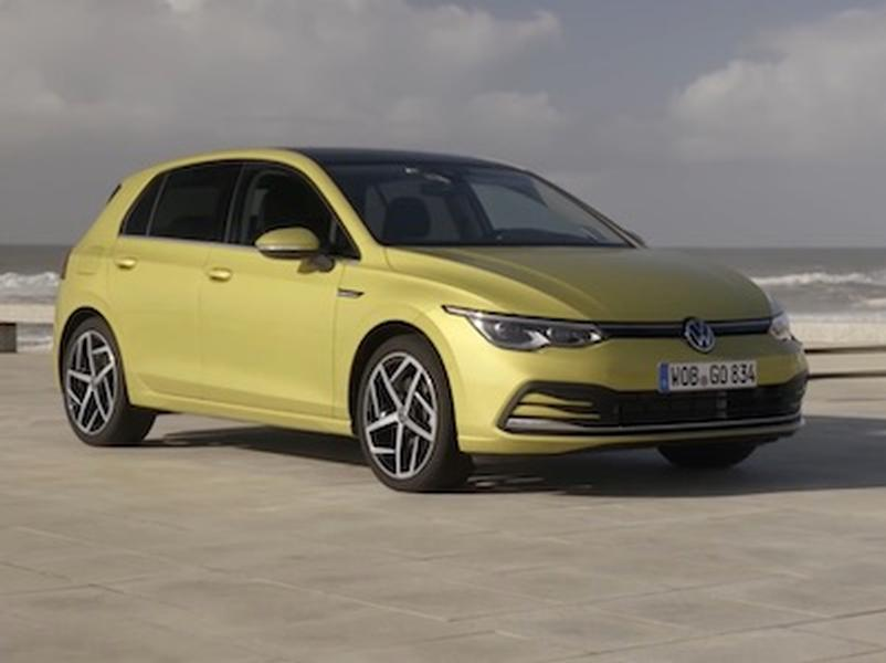 Video test Volkswagen Golf