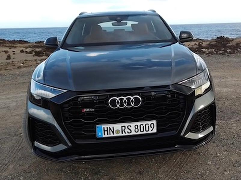 Video test Audi RS Q8 V8 TFSI