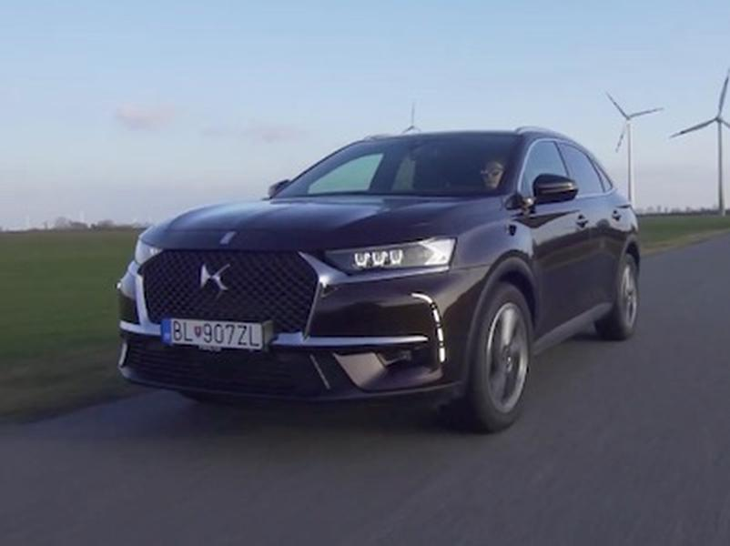 Video test DS 7 Crossback