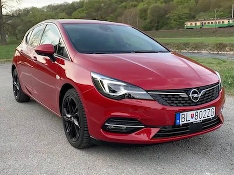 Video test Opel Astra 1.4 Turbo