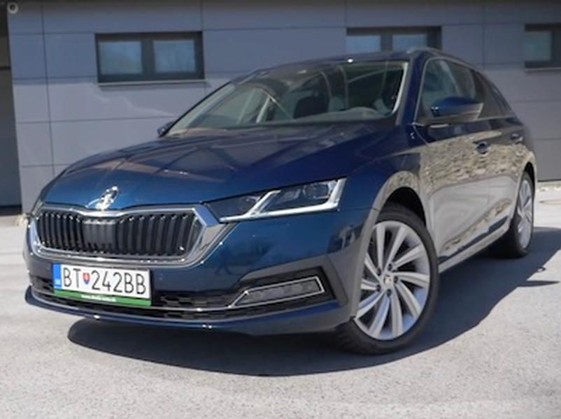 Video test Škoda Octavia 2.0 TDI