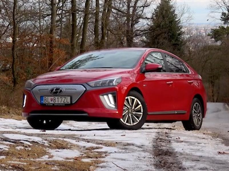 Video test Hyundai IONIQ Electric