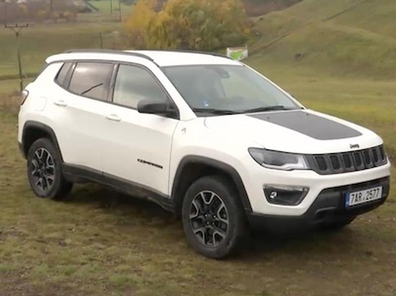 Video test Jeep Compass 2.0 MulitJet