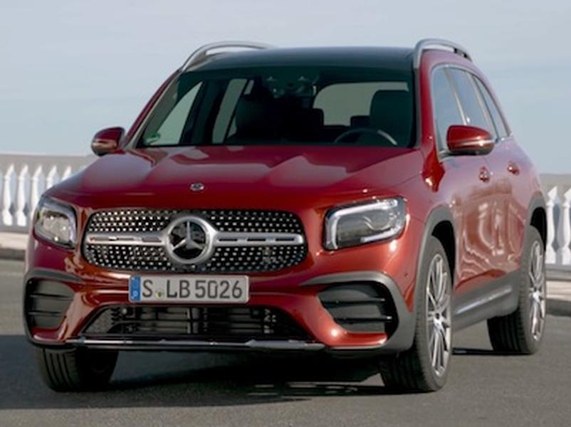 Video test Mercedes-Benz GLB