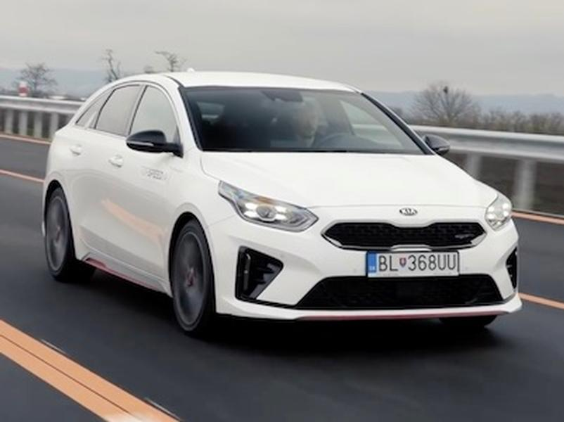 Video test Kia ProCeed GT