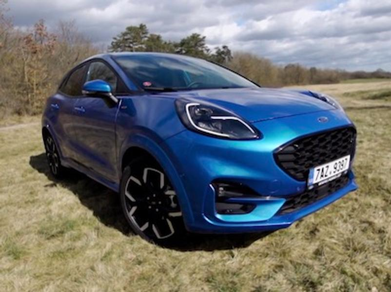 Video test Ford Puma Hybrid