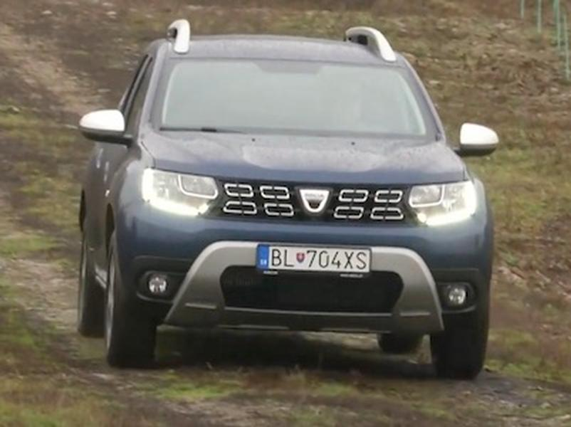 Video test Dacia Duster 1.0 TCe 4x2