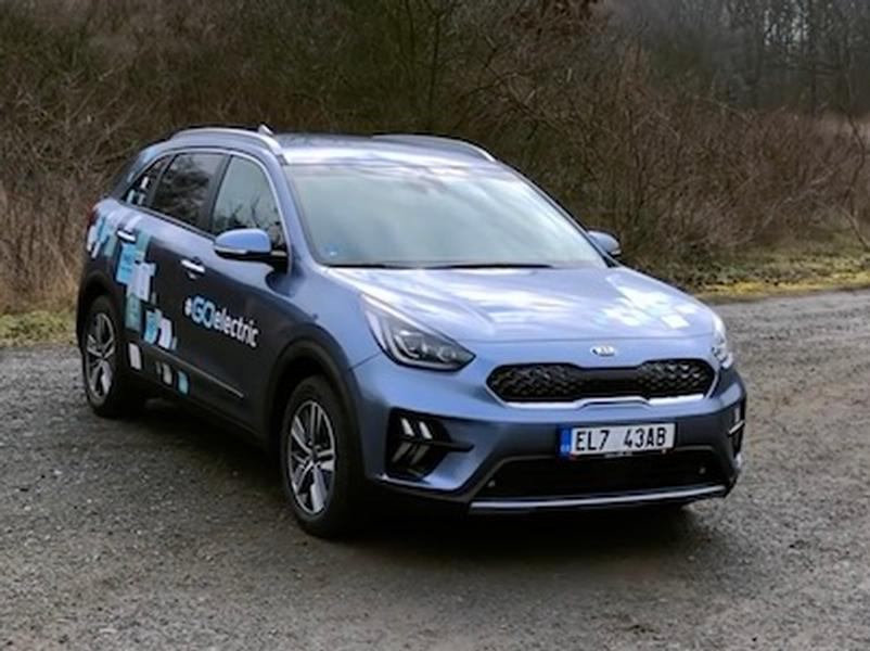 Video test Kia Niro PHEV