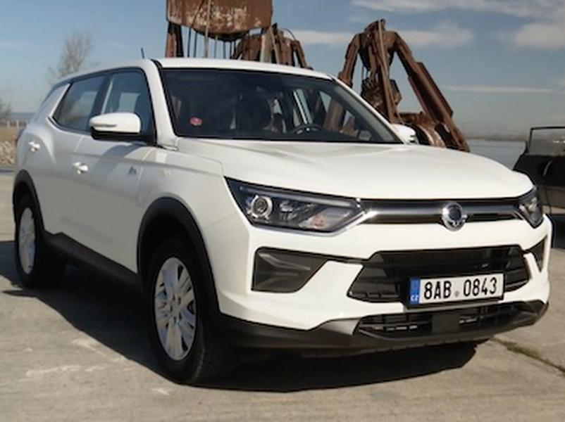 Video test Ssangyong Korando 1.5 GDI Turbo