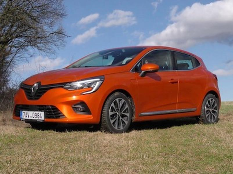Test Renault Clio 1,0 Tce
