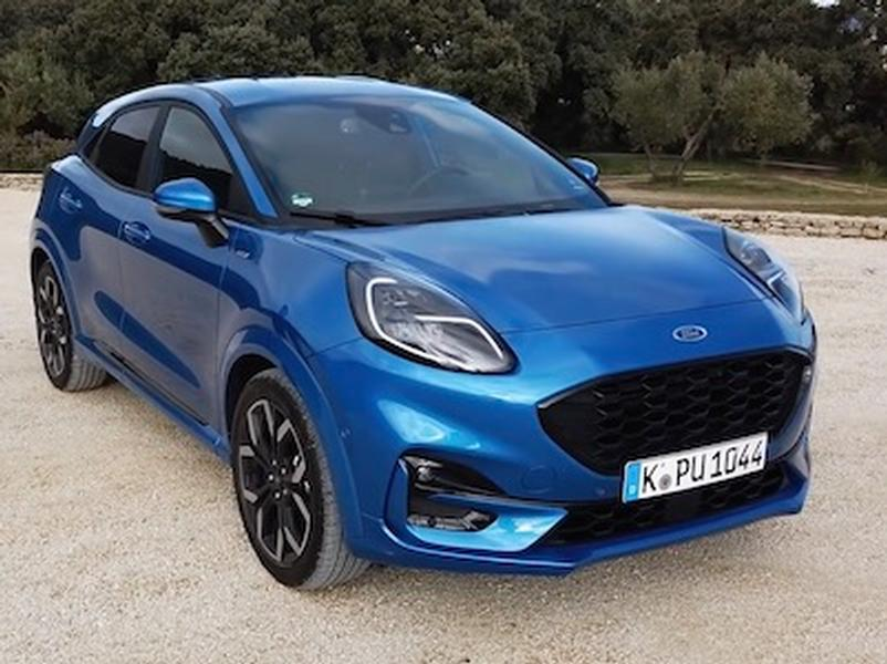 Video test Ford Puma 1.0 EcoBoost