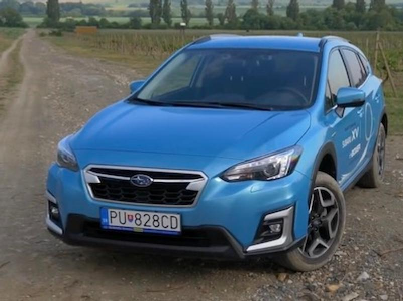 Video test Subaru XV e-BOXER