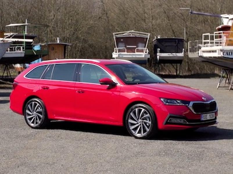 Video test Škoda Octavia Combi