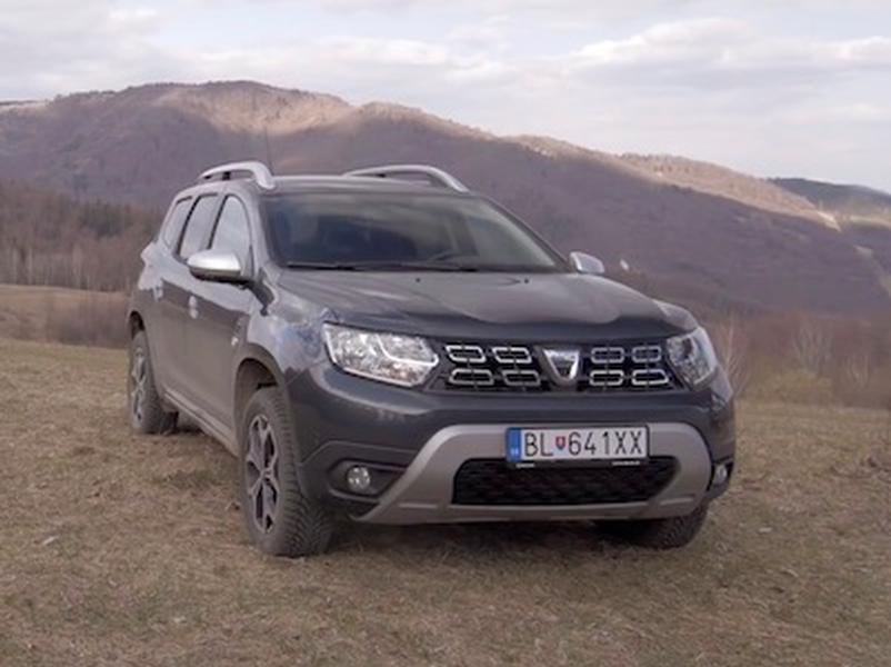 Video test DACIA Duster 1.33 TCe