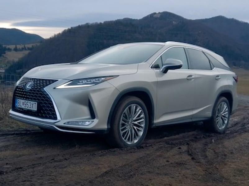 Video test Lexus RX 450hL AWD