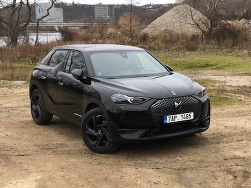 Video test  DS3 CrossBack 1.2