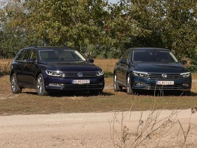 Video test Volkswagen Passat 2.0 TDI Evo